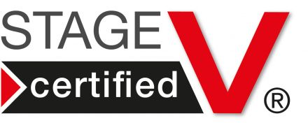 STAGE V certified